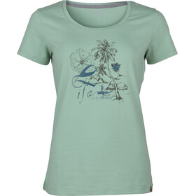 High Colorado Garda 4 T-Shirt Damen laurel green